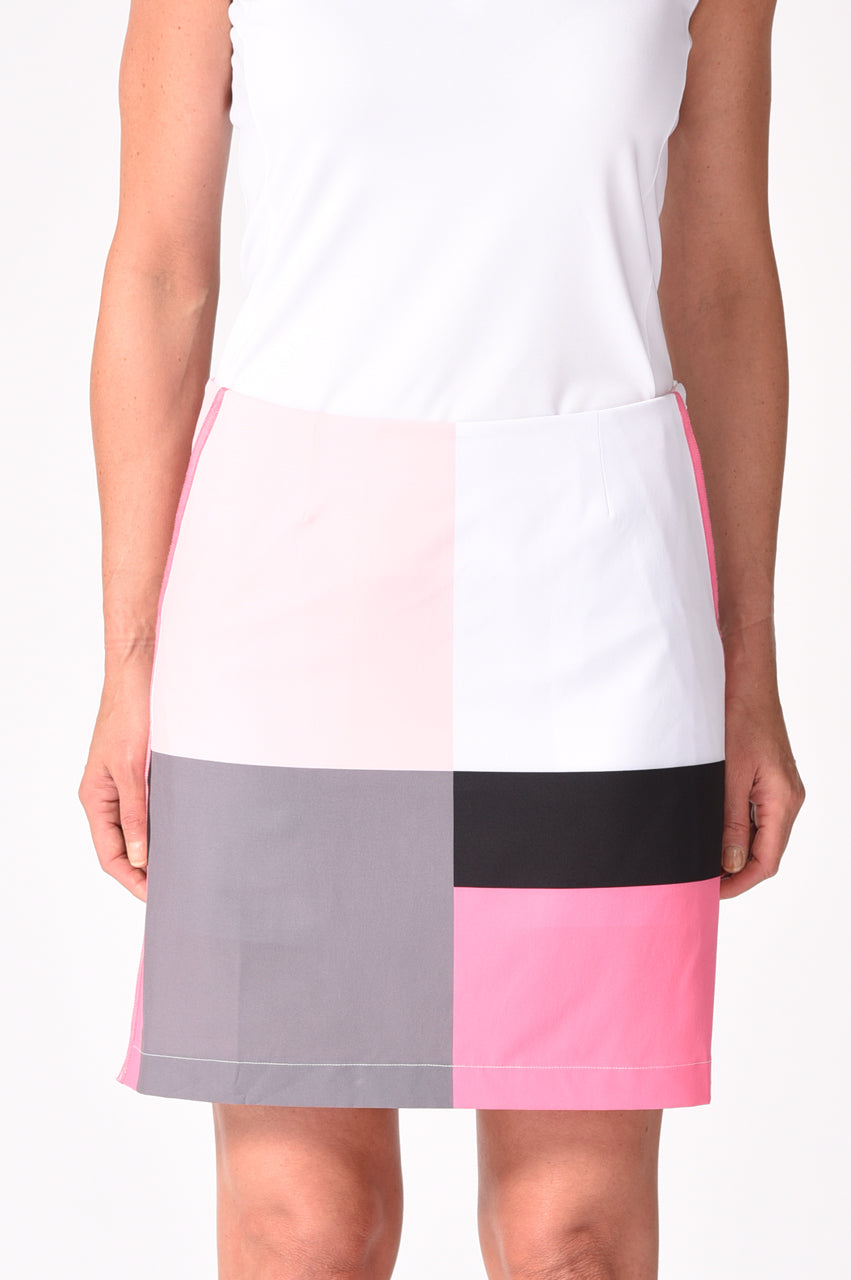 NEW! Four Square Performance Skort