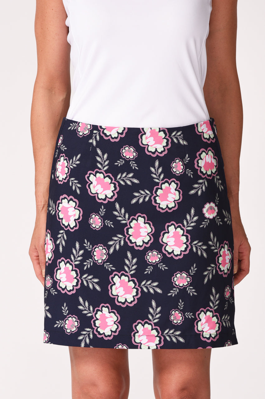 Go Fish Performance Skort (Comes in 2 Lengths)