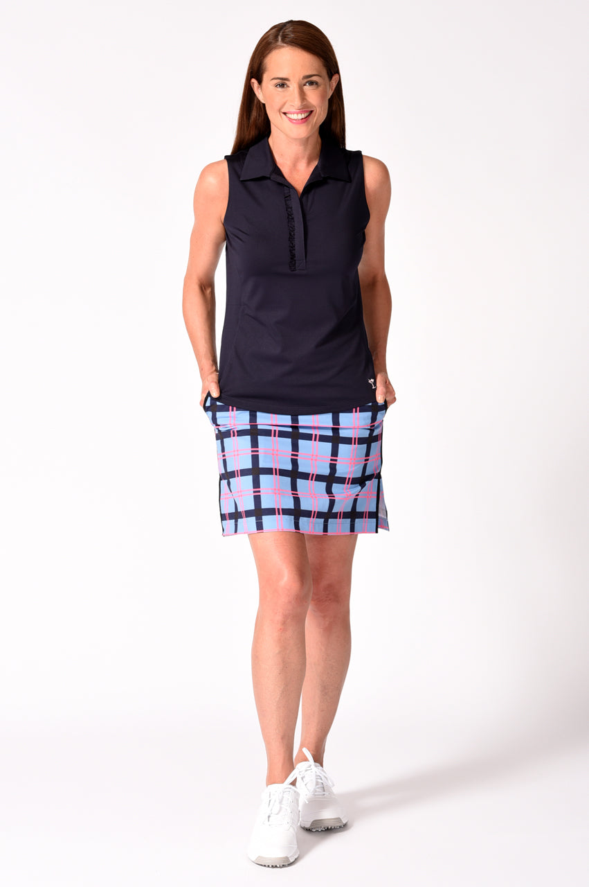 New! Hopscotch Performance Skort