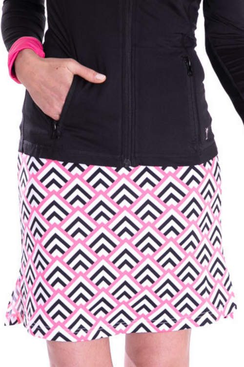 Sorry Pull-On Tech Skort