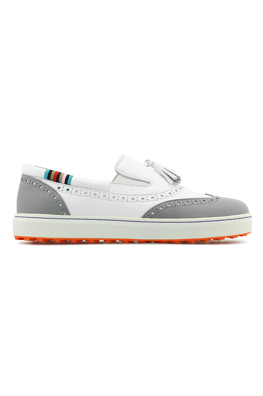Women's Royal Albartross Golf Shoes | The Grace Grey