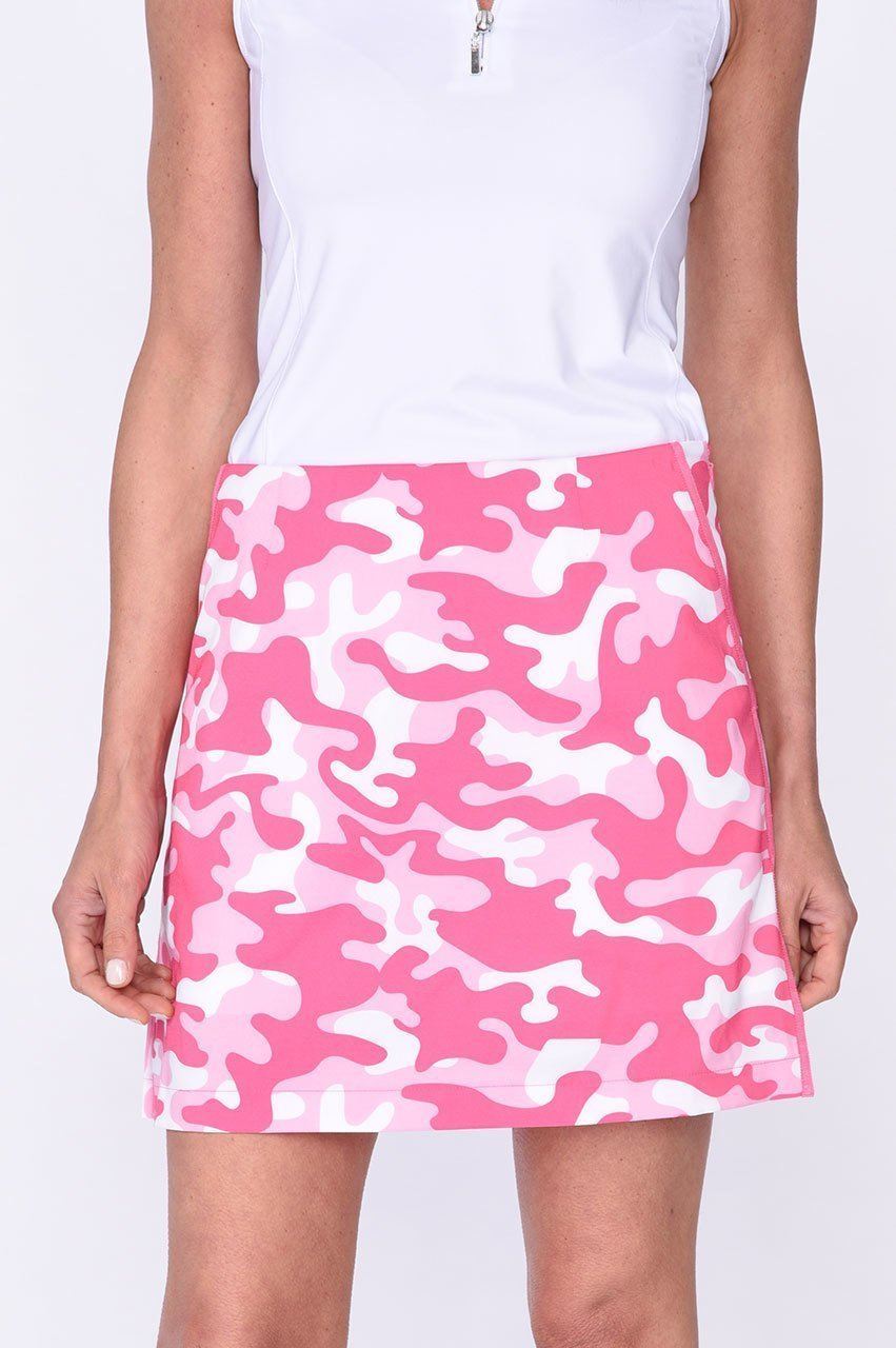 Scramble Camo Performance Skort (Comes in 2 Lengths)
