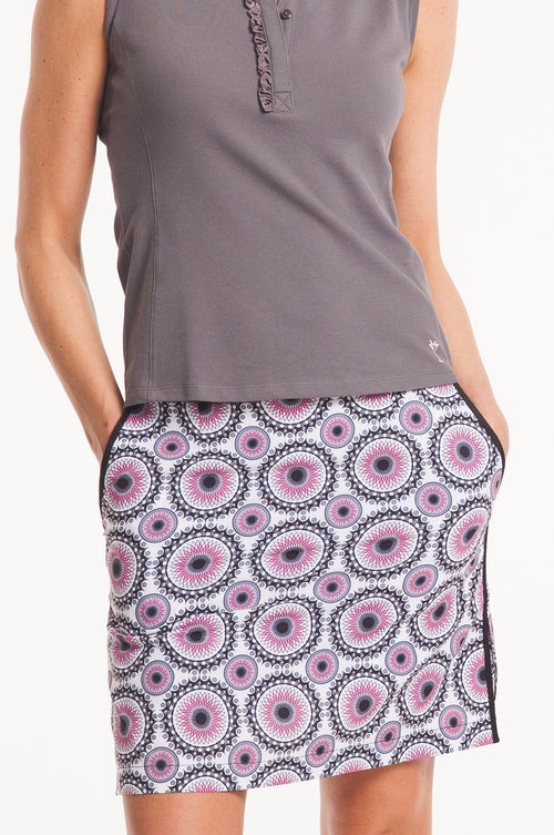 Women's Party Time Performance Skort (Comes in 2 Lengths)