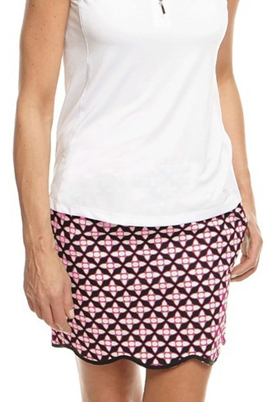 Women's Fierce Stretch Cotton Skort (Comes in 2 Lengths)