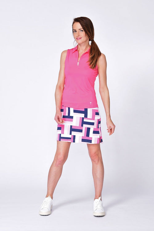 All Square Pull-On Tech Skort
