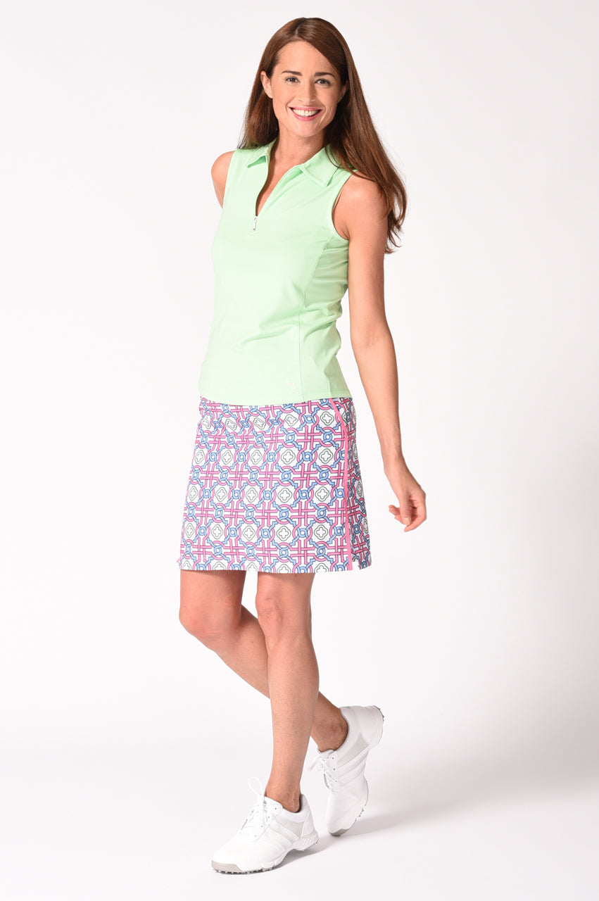 NEW! Candy Land Performance Skort (Comes in 2 Lengths)