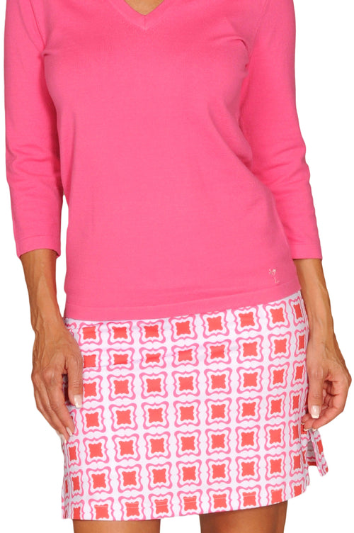 Women's Times Square Pull-On Tech Skort
