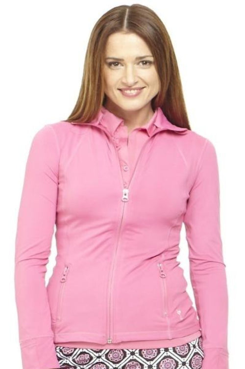 Women's Hot Pink Tech Jacket