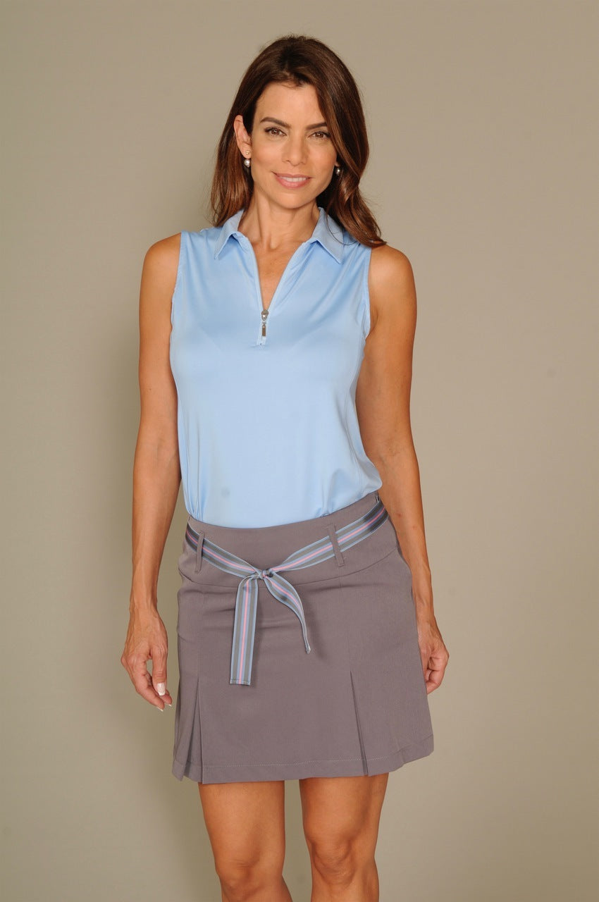 Women's Performance Pleat - Grey