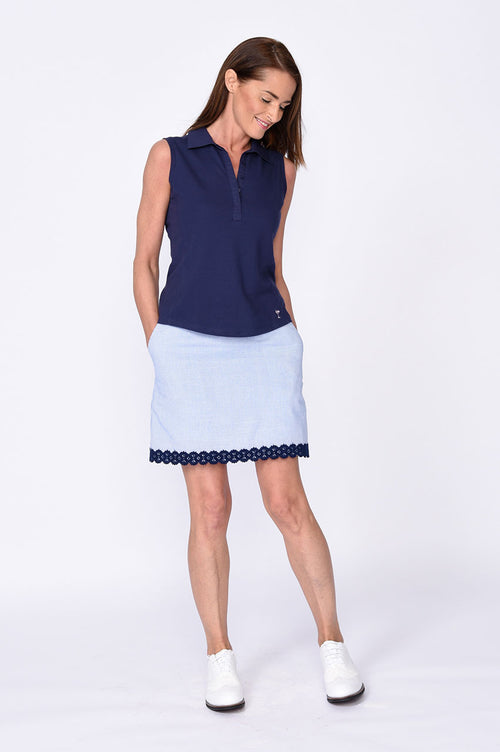 Classic Golftini Polo - Navy