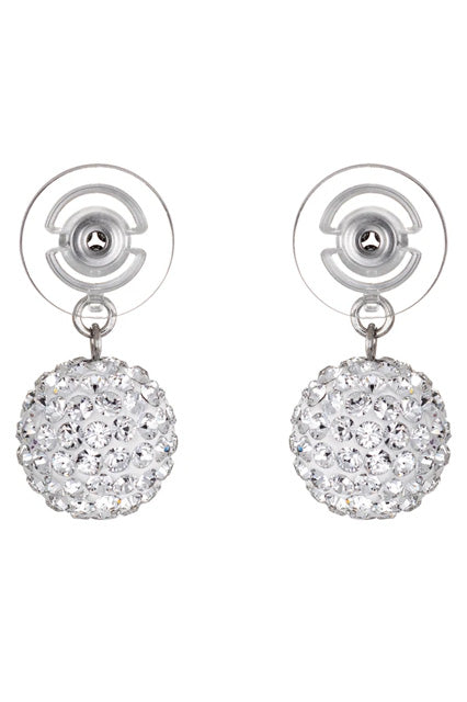 Golf | Duchess Collection Earring Jackets with Swarovski Crystals