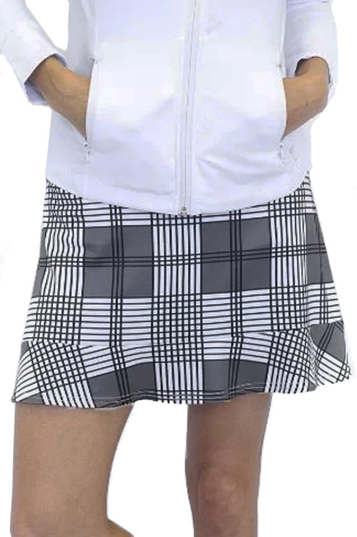 Pull-On Ruffle Stretch Skort | Greyhound