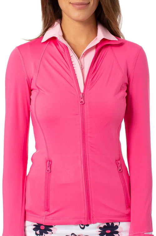 Hot Pink GT Tech Jacket