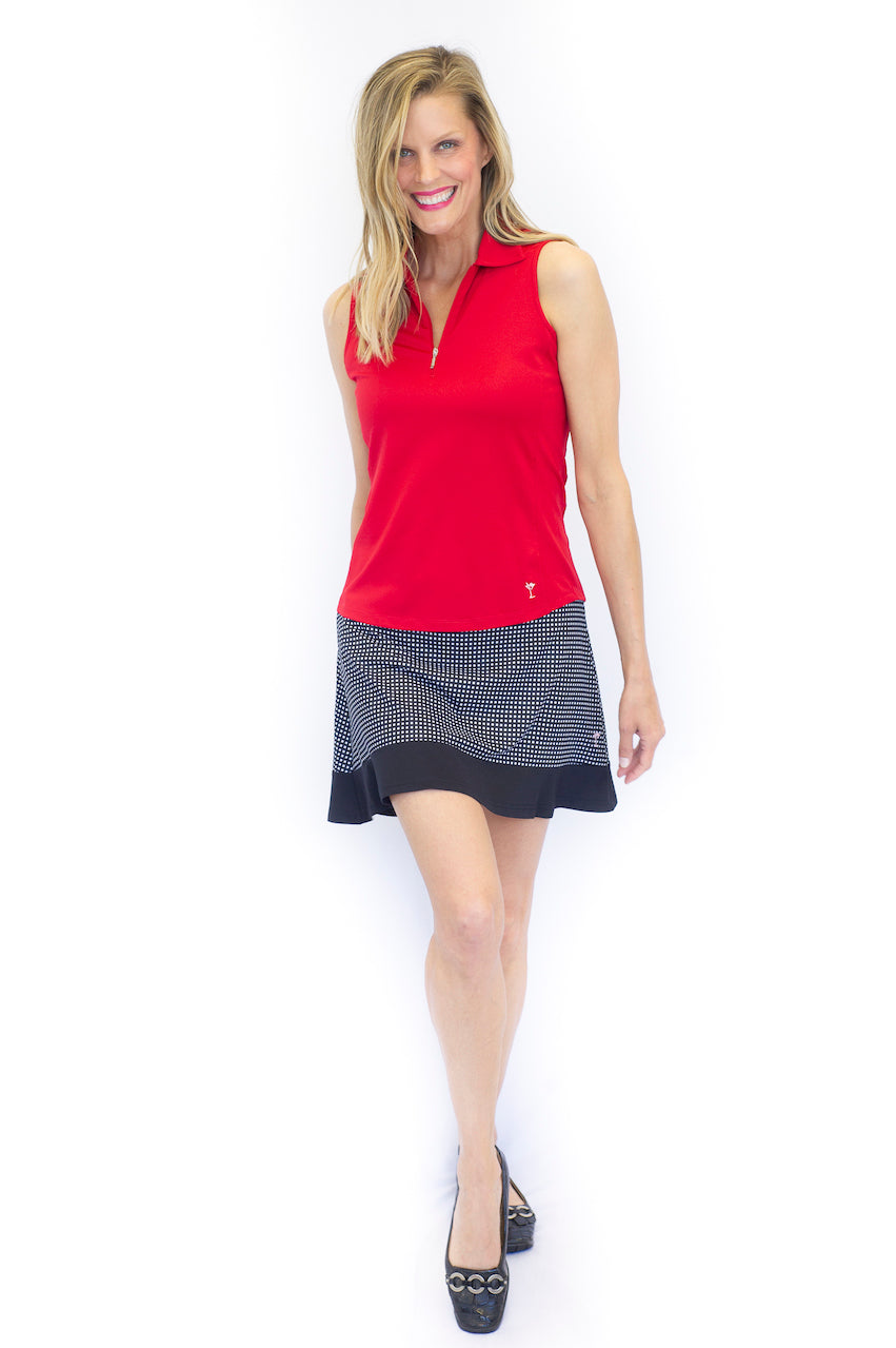 NEW! Instigator Pull-On Ruffle Tech Skort