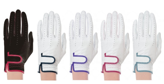 Nailed Golf Gloves Luxury Collection – Fuchsia