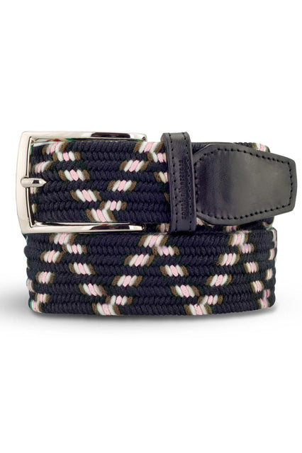 Men's Royal Albartross Belt | The Otis Navy