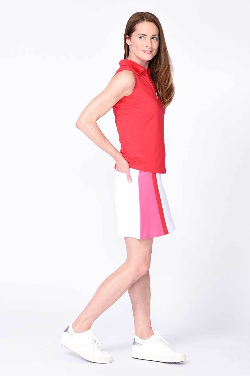 Pink Panther Pull-On Tech Skort