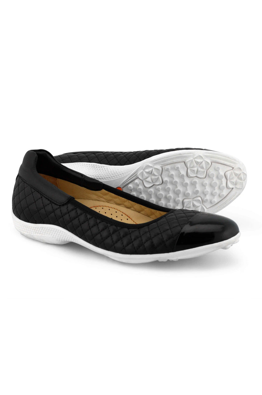 Women's Royal Albartross Golf Shoes | Runway Black