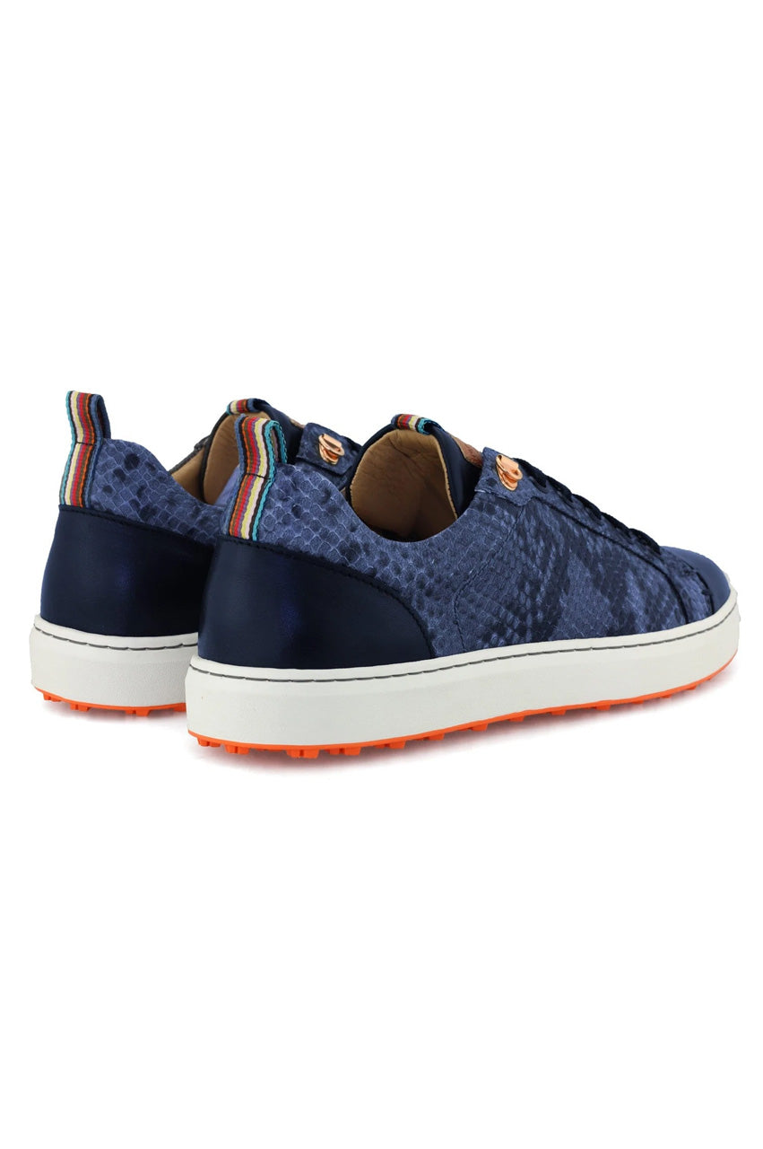 Women's Royal Albartross Golf Shoes | The Sahara Navy