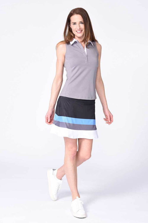 Pull-On Ruffle Stretch Skort | Snap, Crackle, Pop!