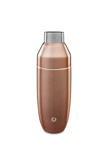 SNOWFOX Gold Stainless Steel Cocktail Shaker