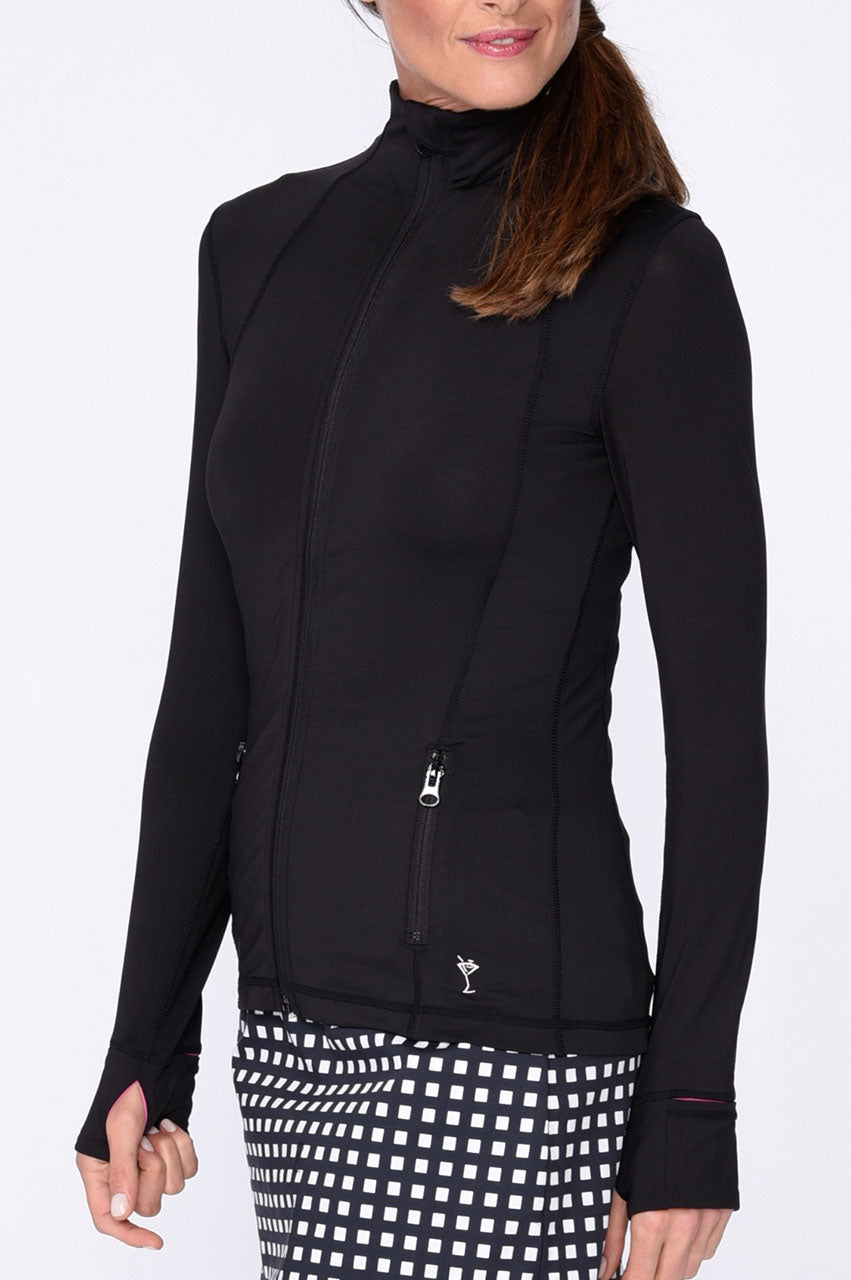 GT Tech Jacket - Black
