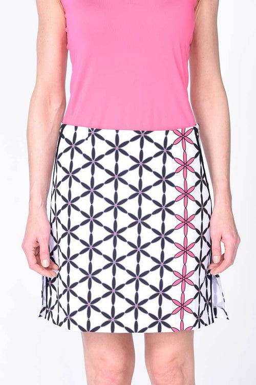 Retro Performance Stretch Skort | Twiggy | Available in 2 Lengths