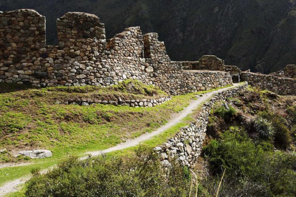 Traces of the Inca