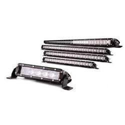 20 inch Single row light bar 100 Watts
