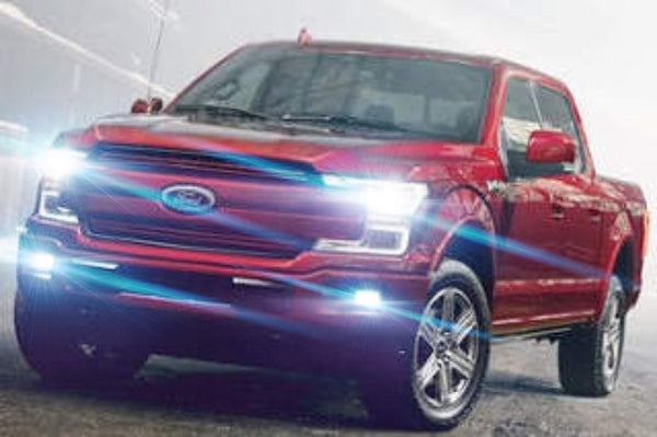 2014-2019 Ford F-150 High, Low , and Fog LED lights