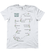 Irelands Top Golf Courses Limited Edition T Shirt