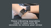 Mashable - These vibrating wearables claim it takes only 30 seconds to relieve your stress