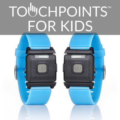 Touchpoints for Kids - stress and anxiety relief - TouchPointEurope