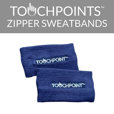 Zippered Sweatbands - TouchPointEurope