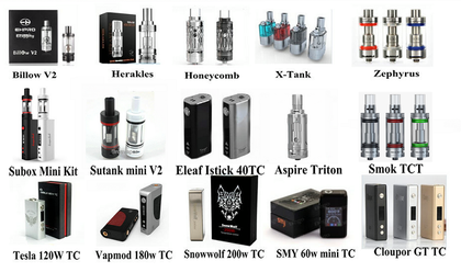 Electronic cigarettes UK