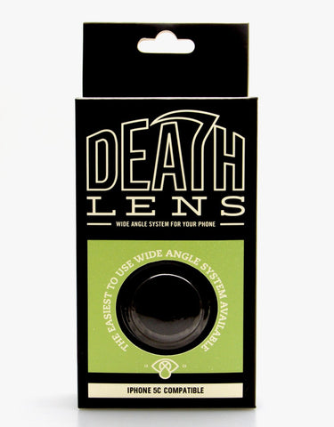 Death Lens Fisheye iPhone Lens
