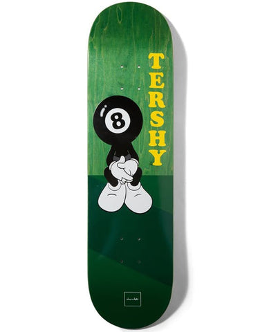 Chocolate Raven Tershy - Deck - 8.5