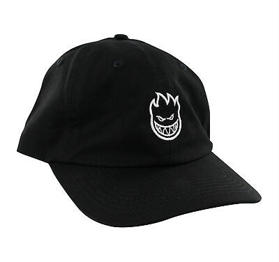 Spitfire Strapback Hat Lil Bighead Fill Black/Red OSFA ADULT