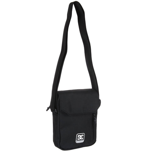 DC Black Starcher Hip Bag