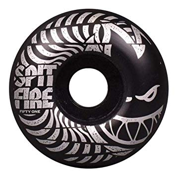 Spitfire Low Downs Wheels 99DU 51mm