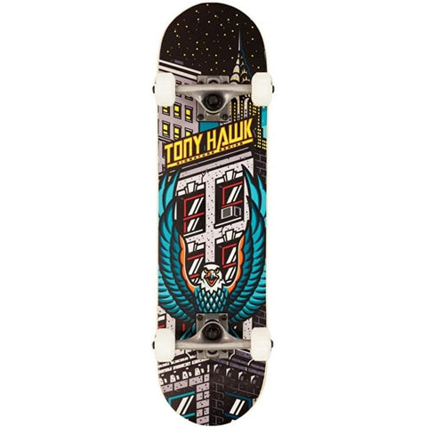 Tony Hawk SS 180 Complete Downtown mini 7.375 IN