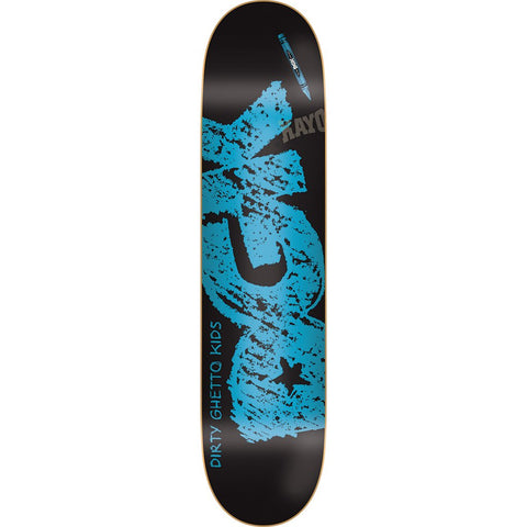DGK - Crayon Mini - Deck - 7.35