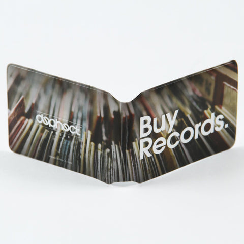 Dephect Card Wallet - Buy Records
