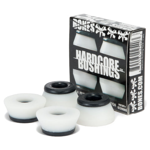 Bones Bushings Hard Black/White
