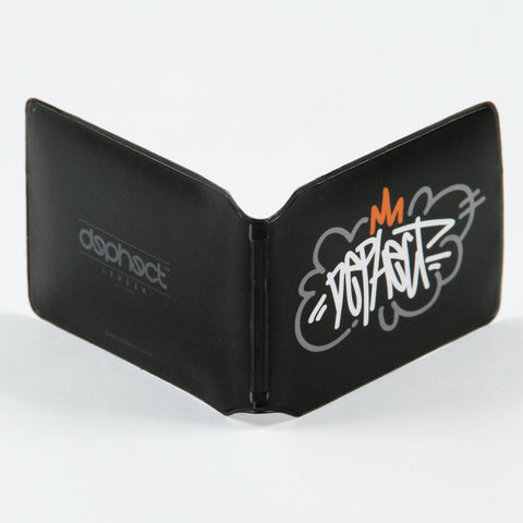 Dephect Card Wallet - Clouded