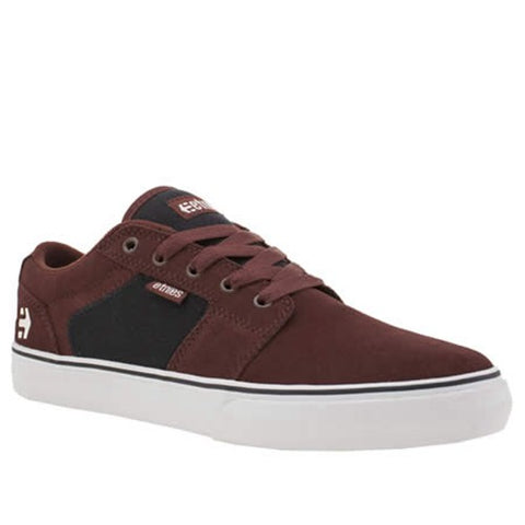 Etnies Barge Trainers - Burgundy