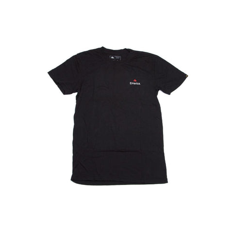 Emerica X Independent - SS T-Shirt - Black