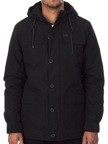 Globe Goodstock Thermal Fishtail Black