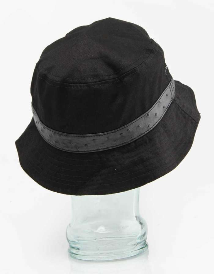 06a2edd4390 Official Bucket Hat Black Strap