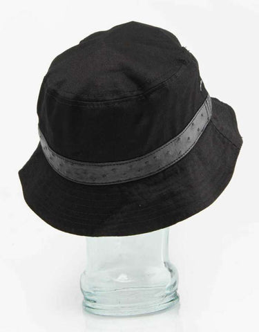 Official Bucket Hat Black Strap